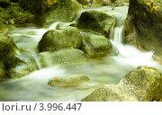 Поток. Стоковое фото, фотограф Антон Юрченков / Фотобанк Лори