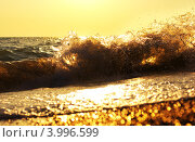 Море. Стоковое фото, фотограф Антон Юрченков / Фотобанк Лори