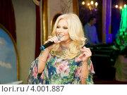 Купить «Таисия Повалий», эксклюзивное фото № 4001887, снято 3 ноября 2012 г. (c) Михаил Ворожцов / Фотобанк Лори