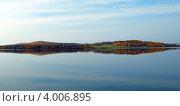 Купить «Осенняя безмятежность», фото № 4006895, снято 24 сентября 2012 г. (c) Евгений Ткачёв / Фотобанк Лори