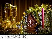 Купить «Ожидание нового года», фото № 4013195, снято 11 ноября 2012 г. (c) Ольга Денисова / Фотобанк Лори