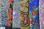 Павловопосадские платки, эксклюзивное фото № 4021423, снято 10 ноября 2012 г. (c) lana1501 / Фотобанк Лори
