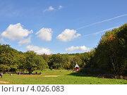 Природный пейзаж. Стоковое фото, фотограф Тарасенко Татьяна / Фотобанк Лори