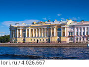 Купить «Здание Сената и Синода в Санкт-Петербурге», фото № 4026667, снято 2 августа 2012 г. (c) Яков Филимонов / Фотобанк Лори