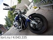 Мотоцикл (2012 год). Редакционное фото, фотограф Андрей Павлов / Фотобанк Лори
