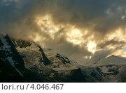 Ледник в Австрийских Альпах (2011 год). Стоковое фото, фотограф Aleksandrs Jemeļjanovs / Фотобанк Лори