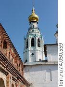 Колокольня Вологодского Кремля (2012 год). Стоковое фото, фотограф Фатима Арсамакова / Фотобанк Лори