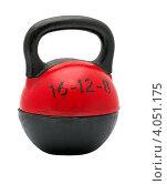 Купить «Разборная гиря 8, 12, 16 кг», фото № 4051175, снято 25 ноября 2012 г. (c) Андрей Некрасов / Фотобанк Лори