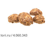 Купить «Печенье с семечками подсолнуха», фото № 4060343, снято 28 сентября 2012 г. (c) Андрей Старостин / Фотобанк Лори