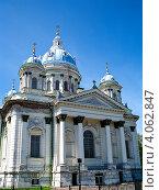 Собор Святой Троицы, г. Сумы (Украина) Стоковое фото, фотограф kraser / Фотобанк Лори