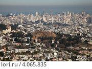 Вид на Сан-Франциско. Стоковое фото, фотограф light / Фотобанк Лори