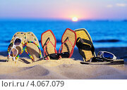 Пляж. Стоковое фото, фотограф Ирина Свириденко / Фотобанк Лори