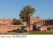 Музей артиллерии в Санкт-Петербурге, фото № 4090651, снято 22 сентября 2008 г. (c) Argument / Фотобанк Лори