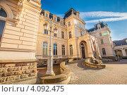 Дворец Потоцких во Львове (2012 год). Редакционное фото, фотограф Loboda Dmitriy / Фотобанк Лори