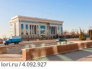 Городской пейзаж в городе Ташкент (2012 год). Стоковое фото, фотограф Dmitry Burlakov / Фотобанк Лори