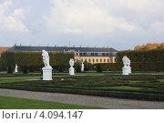 Купить «Ганновер. Большой парк Herrenhausen», фото № 4094147, снято 18 октября 2009 г. (c) Борис Кунин / Фотобанк Лори