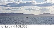 В море. Стоковое фото, фотограф Егор Богданов / Фотобанк Лори