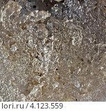 Абстракция ледяная. Стоковое фото, фотограф Александр Казаков / Фотобанк Лори