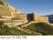 Купить «Дербентская крепость», фото № 4135799, снято 28 октября 2008 г. (c) Виктор Затолокин/Victor Zatolokin / Фотобанк Лори