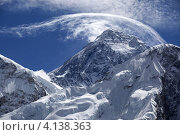 Эверест. Стоковое фото, фотограф Антон Соколов / Фотобанк Лори