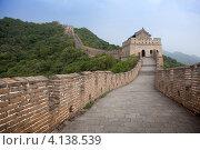 Великая Китайская Стена (2011 год). Стоковое фото, фотограф Антон Соколов / Фотобанк Лори