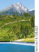 Купить «Высокие Татры, Словакия. Весенний пейзаж», фото № 4138627, снято 26 мая 2012 г. (c) Юрий Брыкайло / Фотобанк Лори