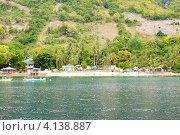 Купить «Побережье филиппинского острова  Себу», фото № 4138887, снято 10 мая 2012 г. (c) Сергей Дубров / Фотобанк Лори