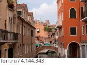 Улицы Венеции (2012 год). Стоковое фото, фотограф Людмила Маркина / Фотобанк Лори