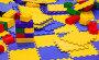 Разноцветные пластиковые пазлы, фото № 4157319, снято 2 июня 2012 г. (c) Евгений Сергеев / Фотобанк Лори
