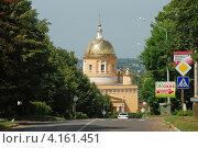 Купить «Собор Успения Пресвятой Богородицы в Кашире», эксклюзивное фото № 4161451, снято 2 июля 2011 г. (c) lana1501 / Фотобанк Лори