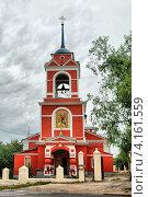 Купить «Церковь Флора и Лавра в Кашире», эксклюзивное фото № 4161559, снято 2 июля 2011 г. (c) lana1501 / Фотобанк Лори