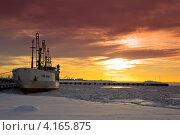 Закат на Финском заливе (2011 год). Редакционное фото, фотограф Artem Chechkenev / Фотобанк Лори