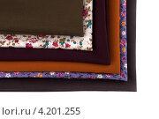 Различные ткани. Стоковое фото, фотограф Евгений Заржицкий / Фотобанк Лори