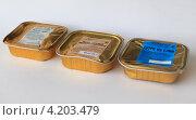 Купить «Легкие банки из тонкой алюминиевой фольги с питанием для солдата», эксклюзивное фото № 4203479, снято 16 декабря 2012 г. (c) Анатолий Матвейчук / Фотобанк Лори