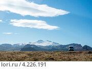 Возле вулкана (2012 год). Редакционное фото, фотограф Denis Chernega / Фотобанк Лори