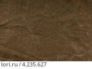 Старое полотно, фон. Стоковое фото, фотограф Андрей Дыкун / Фотобанк Лори