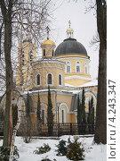 Церковь в Гомеле. Стоковое фото, фотограф Анатолий Баранов / Фотобанк Лори