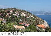 Купить «Виллы на Средиземноморском побережье Турции», фото № 4261071, снято 27 июня 2012 г. (c) Stockphoto / Фотобанк Лори