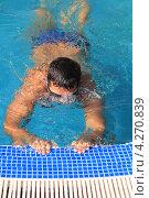 Плавание (2011 год). Редакционное фото, фотограф Олеся Балыкина / Фотобанк Лори