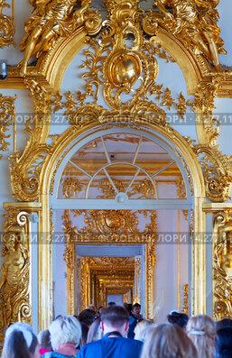 Анфилада Екатерининского дворца