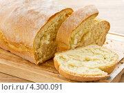Купить «Домашний хлеб», фото № 4300091, снято 18 февраля 2013 г. (c) Peredniankina / Фотобанк Лори