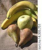 Натюрморт с фруктами. Стоковое фото, фотограф Елена Алексеева / Фотобанк Лори