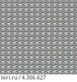 Орнамент из рыб. Стоковая иллюстрация, иллюстратор Ксения Карташова / Фотобанк Лори