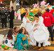 Подготовка к параду ряженых на карнавале в Санта Крус, Тенерифе, фото № 4309663, снято 12 февраля 2013 г. (c) Tamara Kulikova / Фотобанк Лори