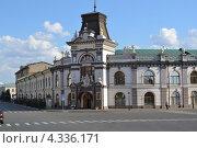 Казань, исторический центр (2012 год). Редакционное фото, фотограф Виктор Бартенев / Фотобанк Лори