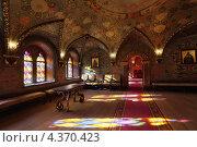 Купить «Московский Кремль, Теремной дворец», фото № 4370423, снято 22 февраля 2013 г. (c) Игорь Долгов / Фотобанк Лори