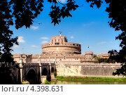 Купить «Крепостные стены, Рим», фото № 4398631, снято 26 апреля 2012 г. (c) Хайрятдинов Ринат / Фотобанк Лори