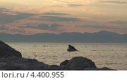 Жемчужины озера Байкал. Стоковое видео, видеограф Максим Марков / Фотобанк Лори
