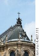 Купить «Фрагмент королевского дворца в Версале. Франция», фото № 4407111, снято 4 августа 2012 г. (c) Олег Тыщенко / Фотобанк Лори
