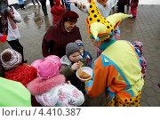 Купить «Город Балашиха, праздник Масленица на улице», эксклюзивное фото № 4410387, снято 16 марта 2013 г. (c) Дмитрий Неумоин / Фотобанк Лори